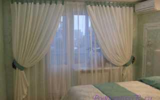 Советы профессионалов по выбору шторы для спальни с балконом