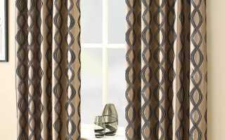 Как шить шторы на люверсах: технология выполнения работ