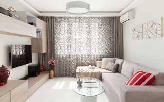 Дизайн гостиной в минимализме
