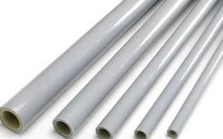 Какие технические характеристики имеют металлопластиковые трубы