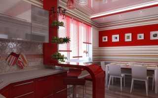 Шторы для кухни в стиле хай тек: правила составления образа