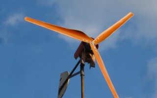 Лопасти для ветрогенератора из ПВХ трубы