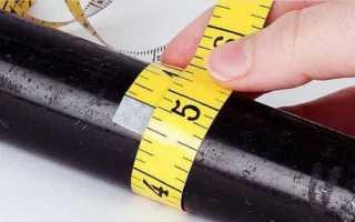 Как узнать вес по диаметру и толщине стенки трубы — формулы и примеры расчета