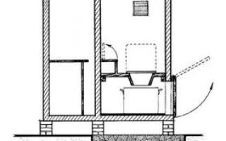 Пошаговая инструкция постройки туалета для дачи своими руками — Дачники Лайф