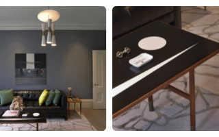 Дизайн интерьера гостиной комнаты от natalie morales