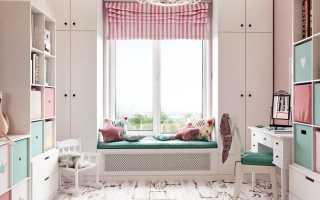 Дизайн спальни для девочки: оформления комнаты маленькой принцессы (+42 фото)