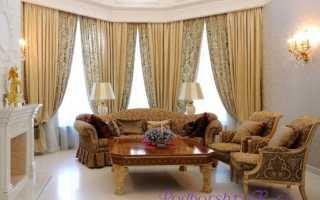 Элитные шторы – эксклюзивное решение
