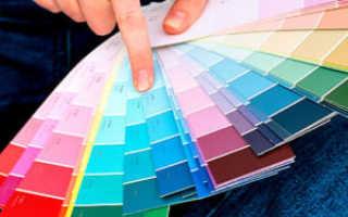 Цвет стен в квартире: сочетание оттенков и особенности палитры