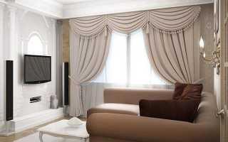 Как для комнаты правильно подобрать шторы?