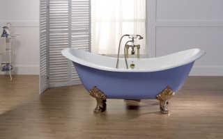 Как выбрать чугунную ванну советы экспертов — PMSR