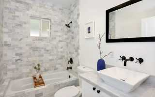 Дизайн ванной комнаты, совмещенной с туалетом (фото) – идеи интерьера объединенного санузла