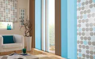 Панельные шторы: конструктивные особенности и функциональные преимущества[Шторы